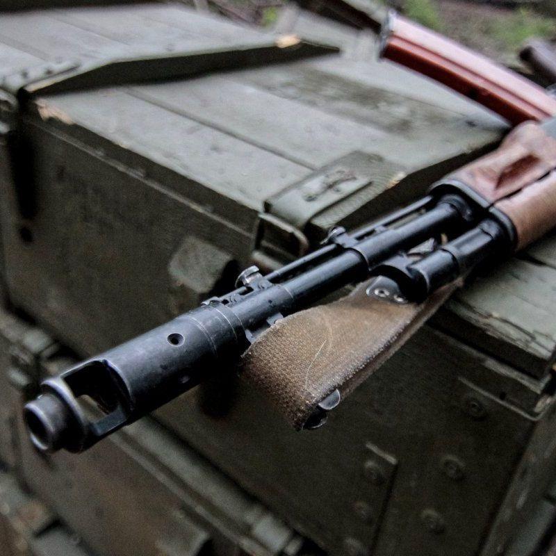 У Мар'їнці військовослужбовець застрелив товариша по службі