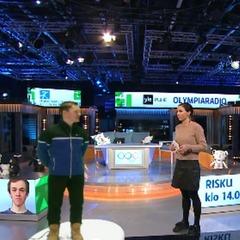 На фінському телеканалі вперше зробили інтерв'ю з голограмою (відео)