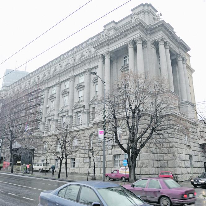 В Белграді затримали двох українок за нелегальну зйомку будівлі Генштабу