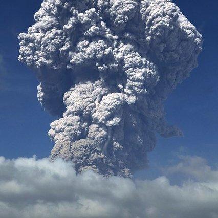 В Індонезії прокинувся вулкан (фото, відео)
