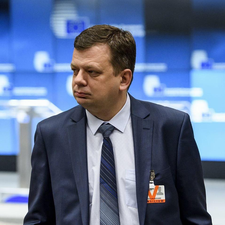 У Гройсмана - новий прес-секретар