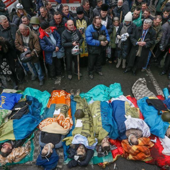 Небесна Сотня віддала життя за кращу країну: США закликали українську владу виконати обіцянки Майдану
