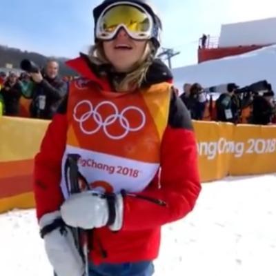 На Олімпіаді-2018 лижниця не змогла навіть зробити стрибок на змаганнях з лижного фрістайлу