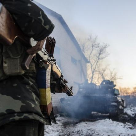 Доба в АТО: один військовослужбовець загинув, п'ятеро воїнів зазнали поранень
