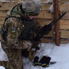 Бойовики 13 разів обстріляли позиції ЗСУ, є загиблий і поранені