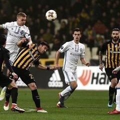 Динамо - АЕК: Сьогодні кияни зіграють матч Ліги Європи