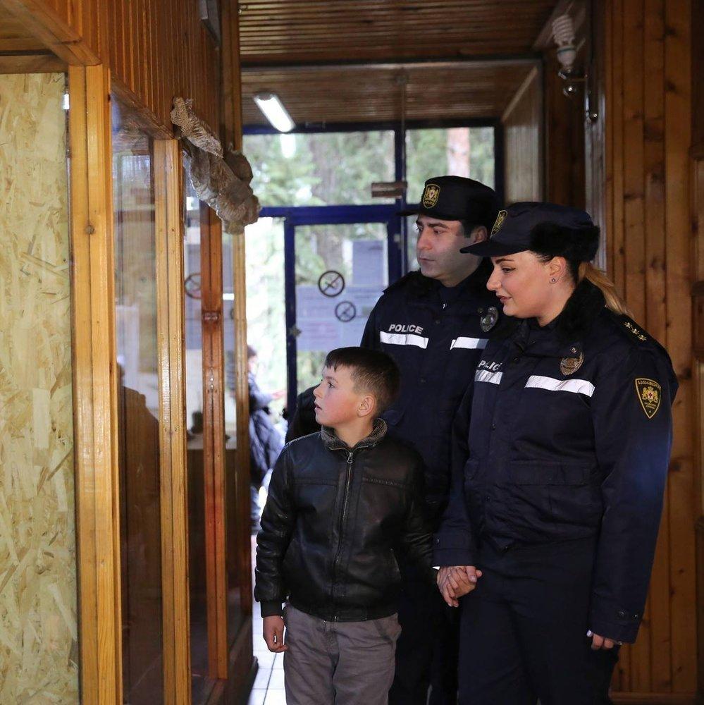 У Грузії хлопчик з провінції втік у Тбілісі, щоб відвідати зоопарк