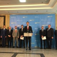 Омелян відзвітував будівництво Hyperloop в Україні