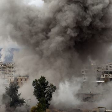 США: Росія відповідальна за смерть 400 людей у передмісті Дамаска