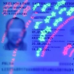 Українець, вдаючи латвійця, хотів в'їхати у Польщу з підробленим паспортом