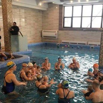 У Рівному відбулися змагання із з малючкового плавання (фото)