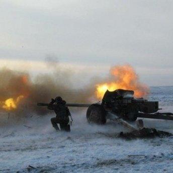 Бойовики вдарили по силах АТО із забороненої артилерії