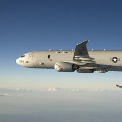 Американські літаки провели розвідку біля окупованого Криму