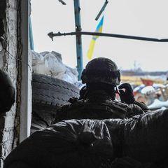 Російські найманці 4 рази обстріляли позиції української армії - штаб АТО