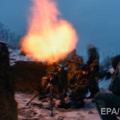 Унаслідок обстрілів бойовиків загинув український військовий – штаб АТО