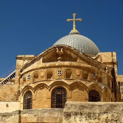 Єрусалим: вперше за 100 років закрився Храм Гробу Господнього