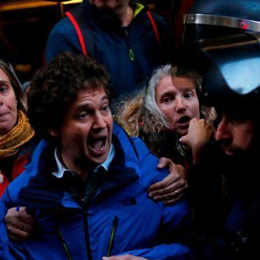 У Барселоні зустріли протестами візит короля Іспанії