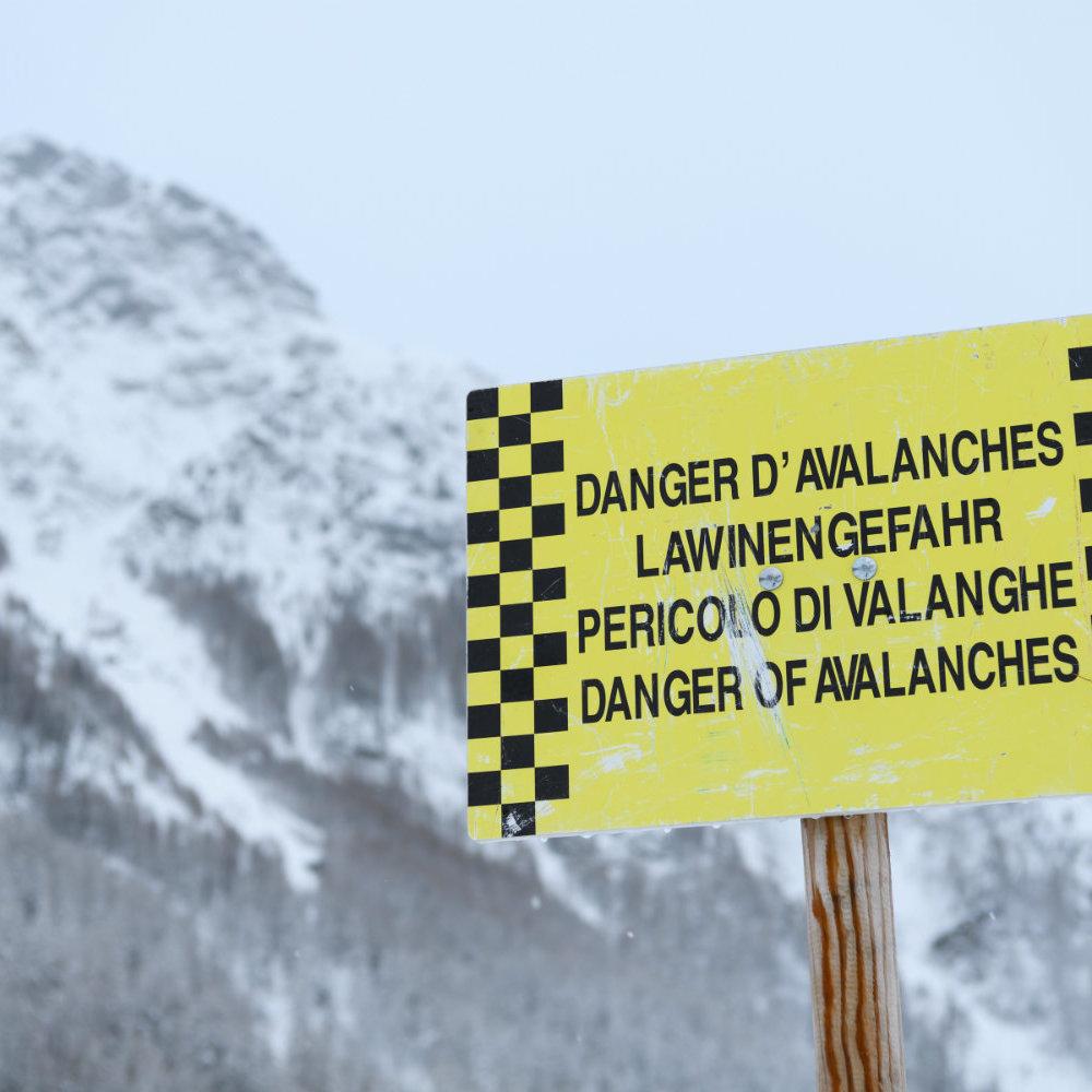 У Швейцарії під лавиною загинули три лижники