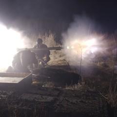 Російські найманці 4 рази обстріляли позиції ЗСУ: двох військових поранено