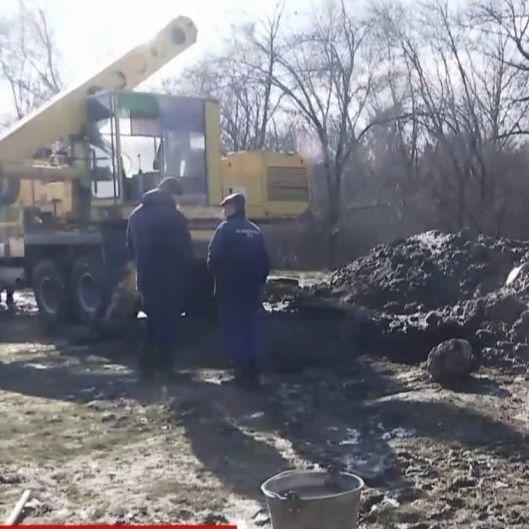 Аварія трубопроводу в Запоріжжі: без води залишився один із районів міста