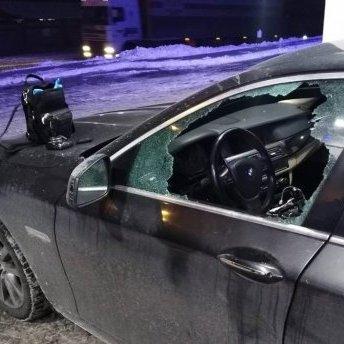 У Києві з автомобіля викрали 4 мільйони гривень