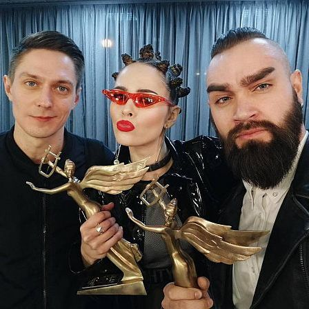 The Hardkiss, Monatik та Кароль стали володарями статуеток YUNA-2018 (фото)