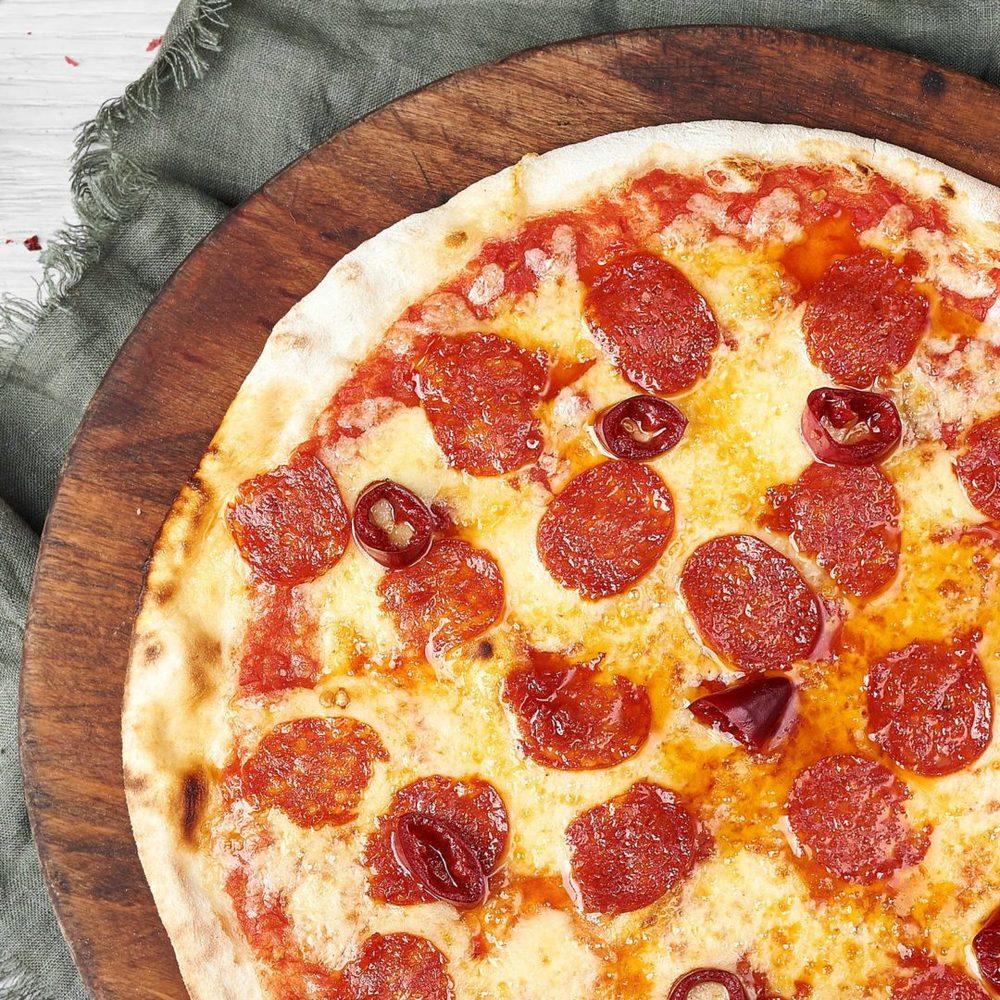 У сухий пайок американських бійців включать піцу з пепероні