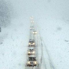 В Україні оголошено штормове попередження та обмежено рух транспорту
