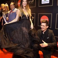YUNA 2018: стала відома ціна сукні Надії Дорофєєвої (фото)