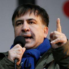 «У нього корупція живе в кабінеті»: Саакашвілі прокоментував висловлення Порошенка про себе