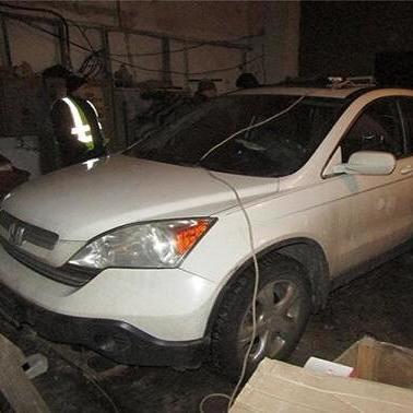 У Києві затримали озброєну банду викрадачів елітних авто (фото)