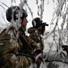 Бойовики тричі відкривали вогонь по українських позиціях - штаб
