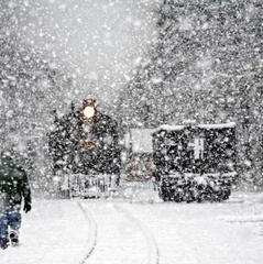 Синоптики прогнозують на четвер сильні снігопади по всій Україні