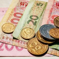 Курс валют: гривня зміцнилася на 14 копійок