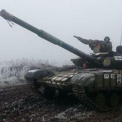 З початку доби бойовики здійснили один обстріл по українських позиціях - штаб