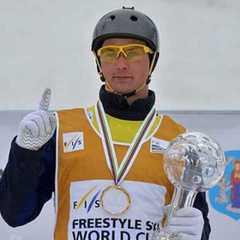 Абраменко став найкращим спортсменом України в лютому