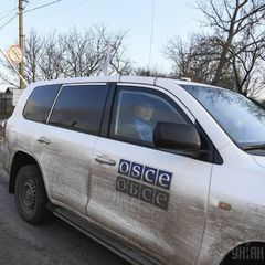 Педставники місії ОБСЄ зафіксували Амвросіївки «Вантаж-200»
