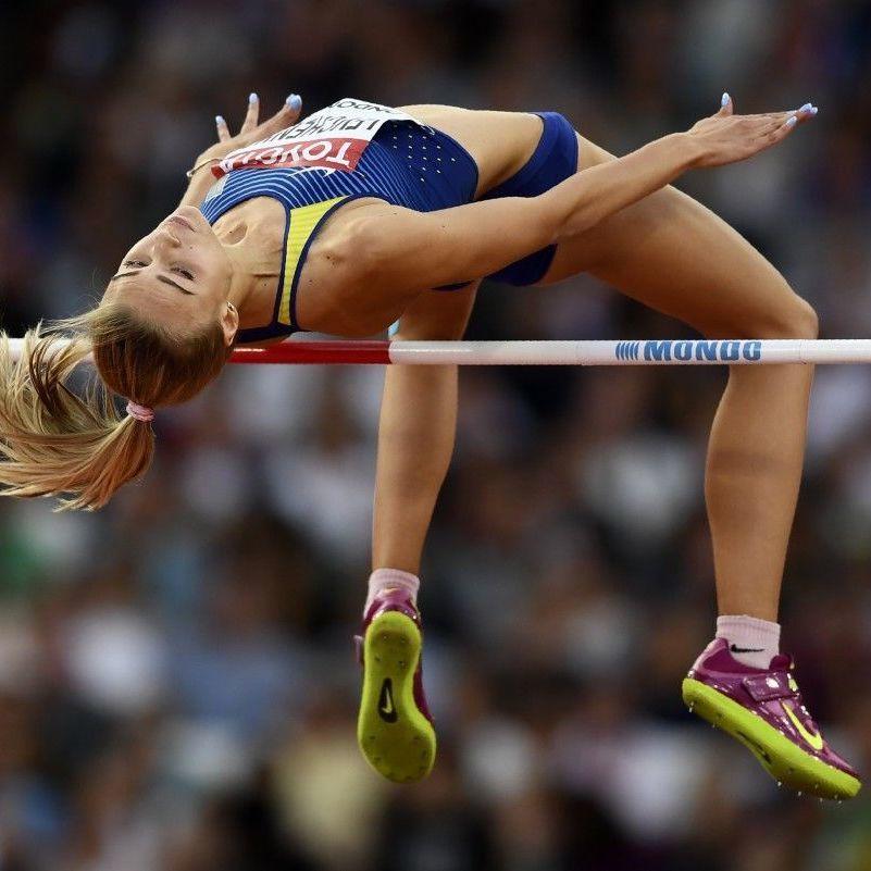 Українка Левченко посіла 5-е місце на ЧС з легкої атлетики у стрибках у висоту