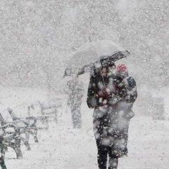 В Україну прийде третій за тиждень сніговий циклон