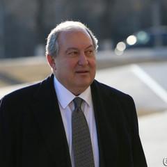 Президентом Вірменії став екс-посол Армен Саркісян