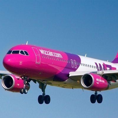 Лоукостер Wizz Air відкриває рейс Харків-Відень