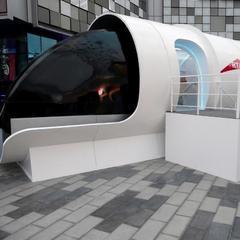 З'явилися нові знімки інтер'єру пасажирської капсули Hyperloop