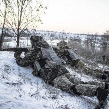 На території зони АТО загинув український військовослужбовець - штаб