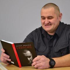 У Львові учасник АТО презентував книгу на основі реальних подій