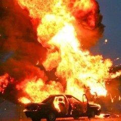 В окупованому Донецьку підірвали автомобіль