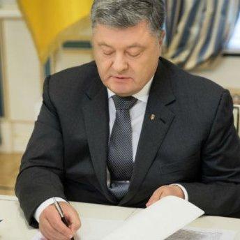 Порошенко підписав таємне положення про Сили спецоперацій