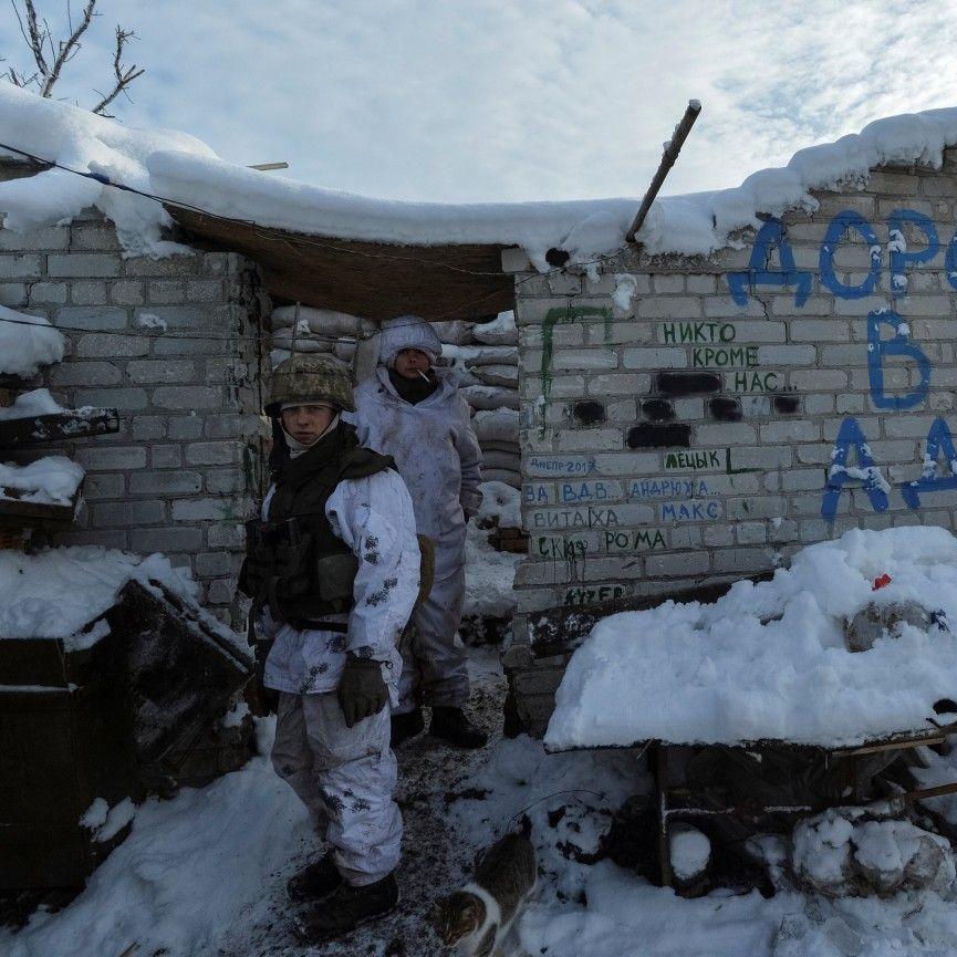 За добу бойовики 8 разів відкривали вогонь по позиціях ЗСУ - штаб