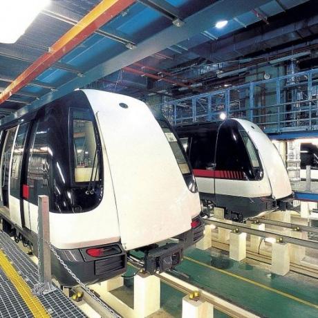 Сінгапур відмовився від безпілотних поїздів в метро