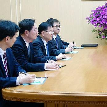 Делегація Південної Кореї прибула у КНДР із дводенним візитом