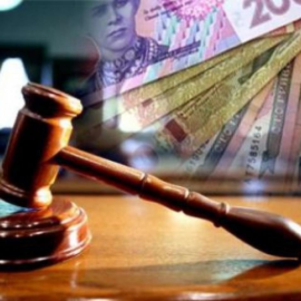 За несплату 18 тисяч гривень аліментів львів'янина засудили до 120 годин громадських робіт